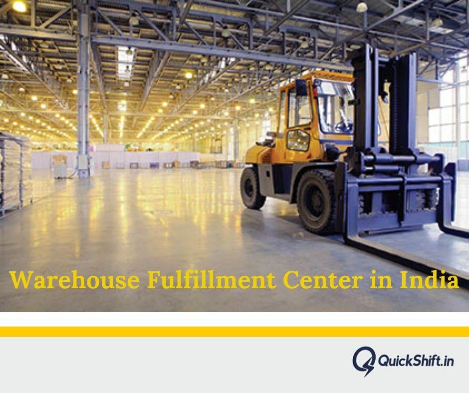Warehouse Fulfillment Center